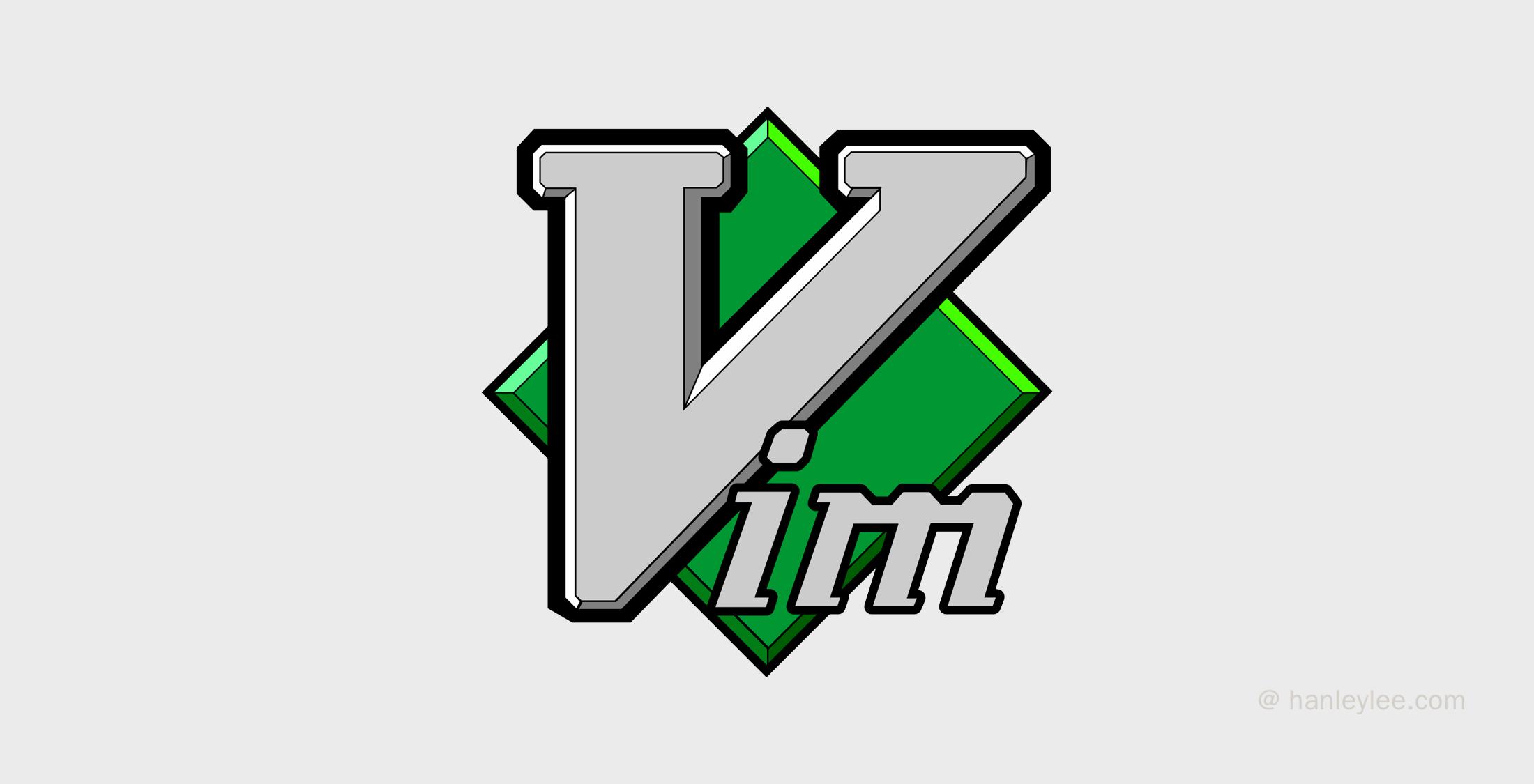 神级编辑器 Vim 使用-操作篇