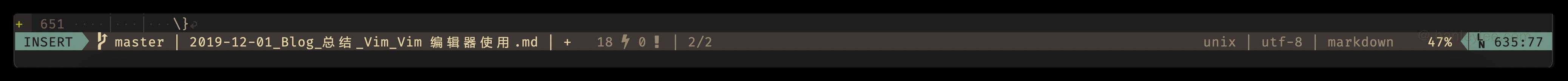 神级编辑器 Vim 使用-插件篇